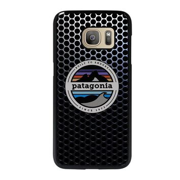 PATAGONIA FISHING BUILT TO ENDURE Samsung Galaxy S7 Case Cover