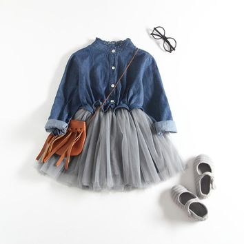5706d6ecd155 Best Baby Denim Dress Products on Wanelo