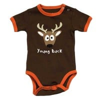 Lazy One Infant Creeper - Young Buck CR179