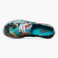 VANS Floral Authentic Lo Pro Girls Shoes 248317249 | Sneakers