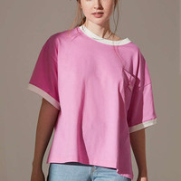 X-girl Oversized Ringer Tee   Urban Outfitters