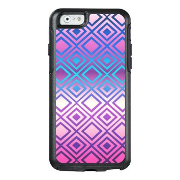 Colorful Geometric Design OtterBox iPhone 6/6s Case