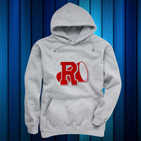 Rydell High Hoodies Hoodie Sweatshirt Sweater gray and beauty variant color for Unisex size