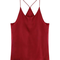 Red Cami Top not available