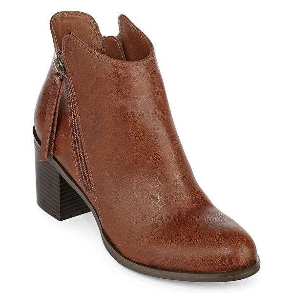 A N A Oscar Booties Jcpenney From Jcpenney