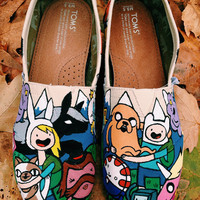 Gender Swap Adventure Time Toms