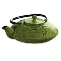 Primula Cast Iron Teapot Green