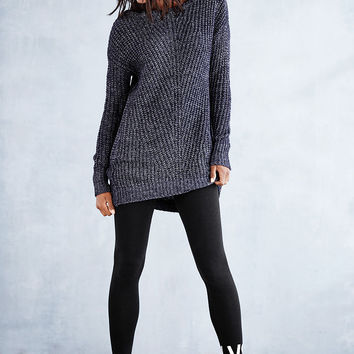 Boatneck Cocoon Tunic - Cozy Sweaters - Victoria's Secret