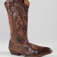Oak Tree Ridgeline Leather Boot