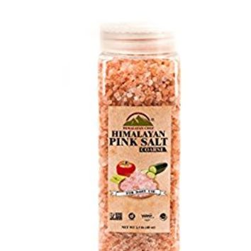 Himalayan Chef Pink Coarse Salt, 2.5 Pound