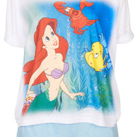 The Little Mermaid PJ Set