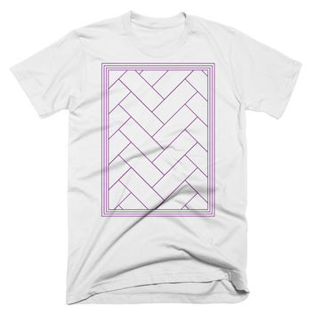 The Herringbone Men's T-Shirt