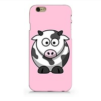 Cute Cow Plastic Phone Case for Iphone 5 5s ^_^ Yurishop