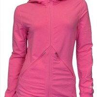 Amazon.com: Nike Women's Running Jacket Hoodie-Pink: Clothing