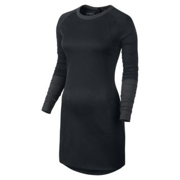 Nike Ponte Long-Sleeve Women's Golf Dress
