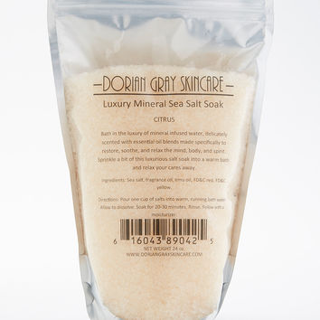 Soothing Citrus Luxury Sea Salt Bath Soak