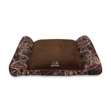 Realtree® Max-4 Camo Giant Pet Bed in Pink