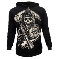 Sons of Anarchy Grim Reaper Hoodie