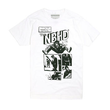 The Neighbourhood Comic Strip T-Shirt