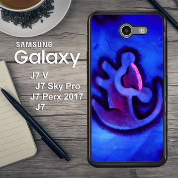 Simba The Lion King V1682 Samsung Galaxy J7 V , J7 Sky Pro, J7 Perx 2017 SM J727 Case