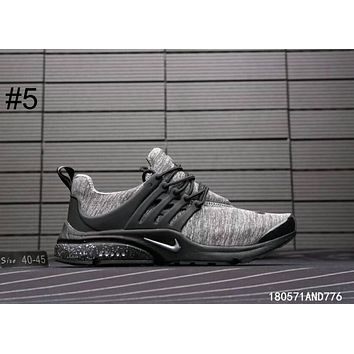 NIKE AIR PRESTO 2018 Summer Men and Women Small Sock Sneakers F-A0-HXYDXPF #5