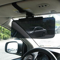Auto Visor Sun Guard Shield Car SUV Sun Shades Glare Accessory Protection New