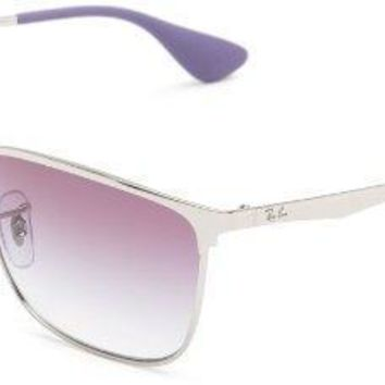 Ray Ban Womens 0rb3508 135/7156 Sqaure Sunglasses