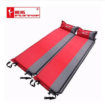 Thick 5CM Outdoor camping automatic inflatable air mattress