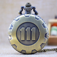 FALLOUT 4 111 POCKET WATCH