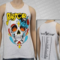 "Skull Ash Tank Top ""Sale! Final Print!"" : PTV0 : MerchNOW - Your Favorite Band Merch, Music and More"
