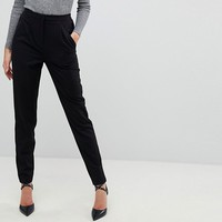 Y.A.S Tall Tailored Trouser With Elasticated Waist at asos.com