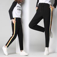 """STRIPED"" SWEATPANTS"