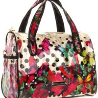 Betsey Johnson BH58325 Satchel