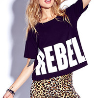 Relaxed Rebel Tee