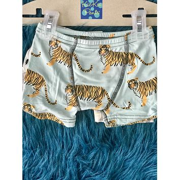 2019 Summer Kickee Pants Boxer Briefs Sky Tiger & Indian Elephant