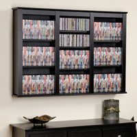 Walmart: Prepac Triple Wall Mounted Storage Shelf