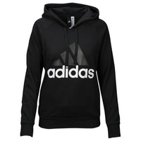 adidas Athletics Linear Logo Hoodie - Women's at Champs Sports