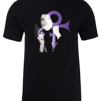 Prince T-Shirt Original Design  | Lisa Jaye Art Designs