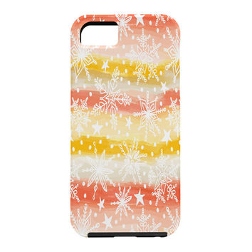 Heather Dutton Snow Squall Wonder Cell Phone Case
