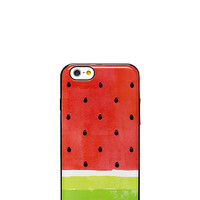 Kate Spade Embellished Watermelon Resin Iphone 6 Case Multi ONE