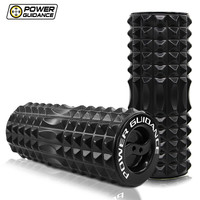 Fitness Trigger Point Foam Roller Rollers For exercise back muscles Pilates Yoga Training Physical Massage Therapy Free Bag