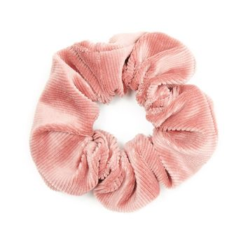 Corduroy Hair Scrunchie