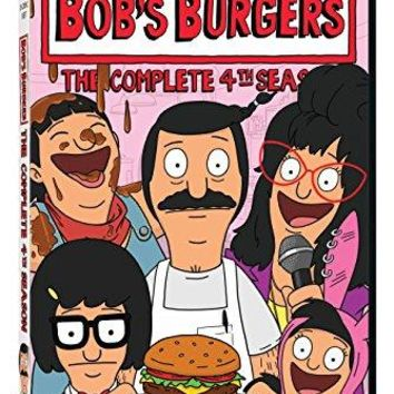 H. Jon Benjamin & Dan Mintz - Bob's Burgers: The Complete 4th Season