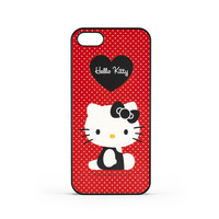 Red hello kitty iPhone 5 / 5s Case