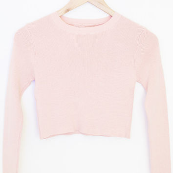Willa Crop Sweater