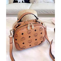 MCM 2019 new high-end wild female models shoulder bag