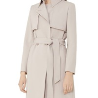 REISS Somerset Trench Coat | Bloomingdales's