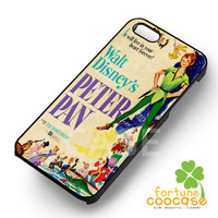 Peter Pan Vintage Poster - 21zzzz for  iPhone 6S case, iPhone 5s case, iPhone 6 case, iPhone 4S, Samsung S6 Edge