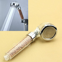 New Healthy ION Shower Head Filter Water Ionizer Bathroom Tool Spa Home Beauty Spray