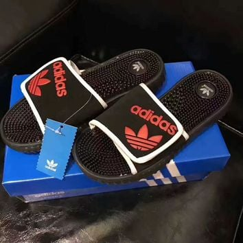 Adidas beach Slipper Casual Fashion Man Sandal Slipper Shoes H-A-GHSY-1